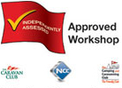 Approved Workshop Scheme Logo